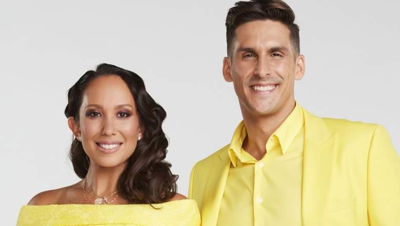 Cheryl Burke & Cody Rigsby on 'Dancing With the Stars' season 30