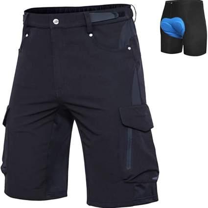 men's mountain bike shorts