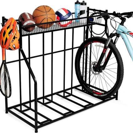 home bike rack