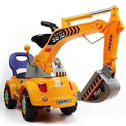 Digger Scooter Ride-on Excavator