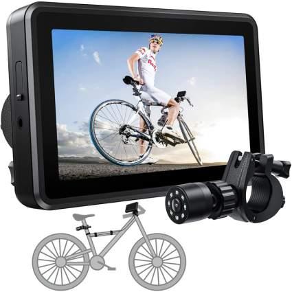 handlebar bike mirror