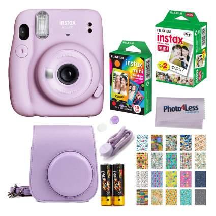 Fuji instax mini camera