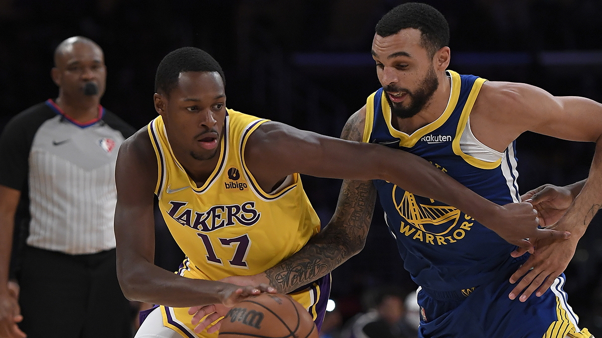 Lakers Set Regular Season Roster by Waiving 4 Players, Including 2 Rookies