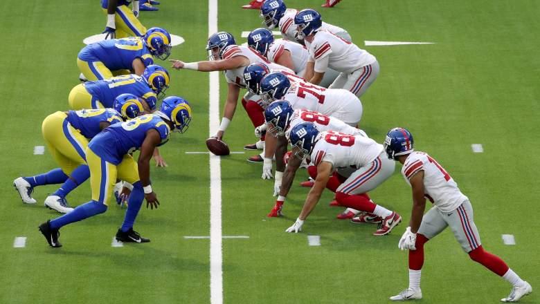 Rams Giants