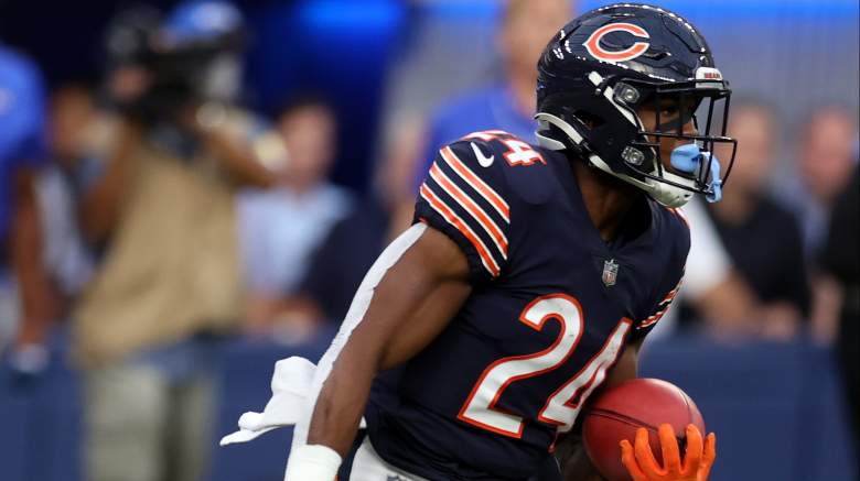 Damien Williams Bears covid list