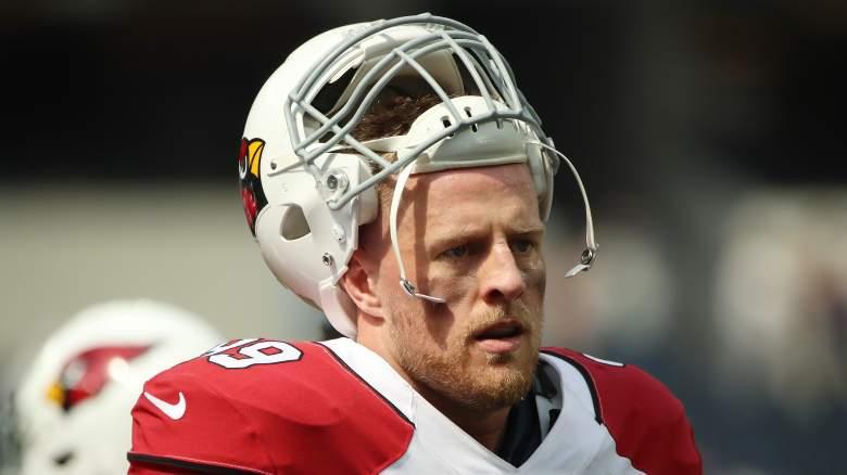 J.J. Watt - Arizona Cardinals