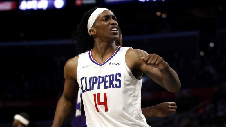 Terance Mann, Clippers