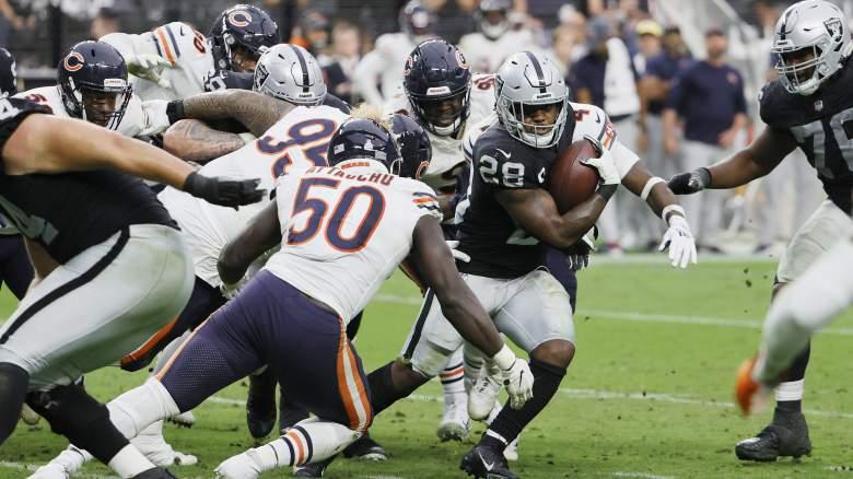 Jeremiah Attaochu injury Bears