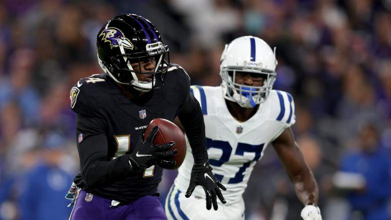 Ravens Sammy Watkins