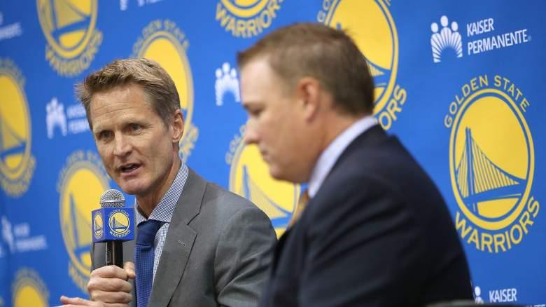 Golden State Warriors, Steve Kerr
