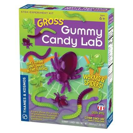 Gross Gummy Candy Lab