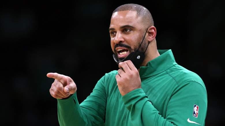 Ime Udoka Celtics