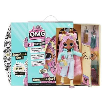 LOL Surprise OMG Sunshine Gurl Fashion Doll