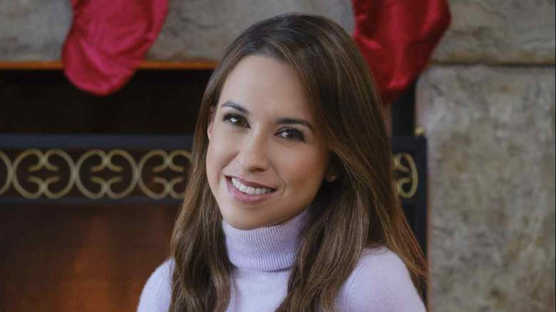 Lacey Chabert is starring on a game show.