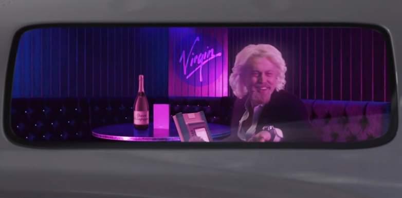 SNL skit featuring Richard Branson in space
