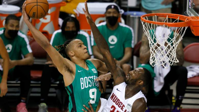 Romeo Langford Celtics