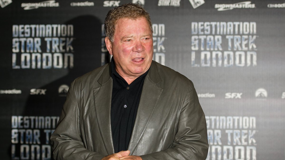 william shatner says hes scared to go to space at nycc