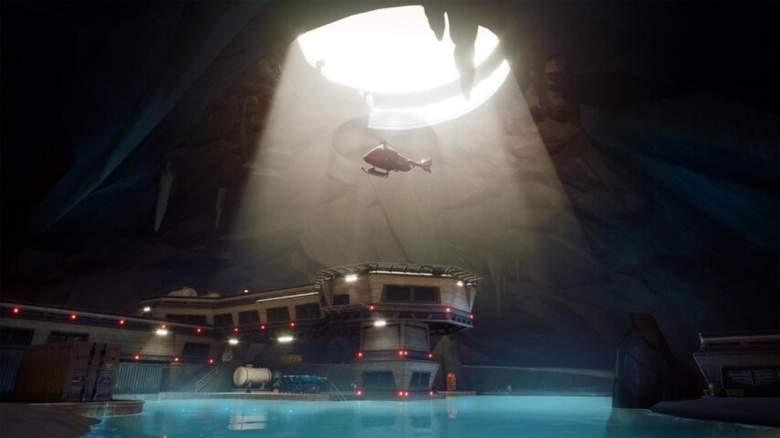 fortnite season 8 the grotto