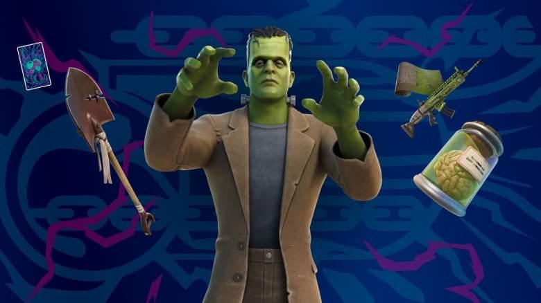 fortnite universal monsters