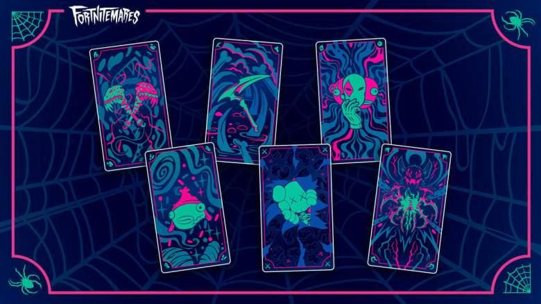 fortnitemares cards
