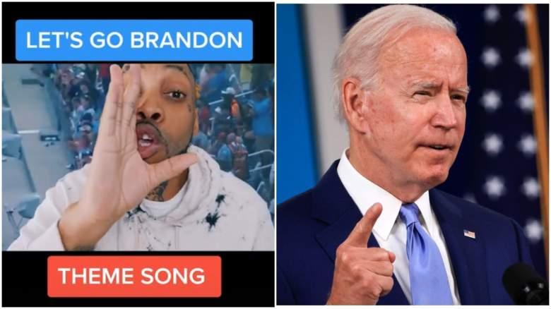 let's go brandon tiktok song