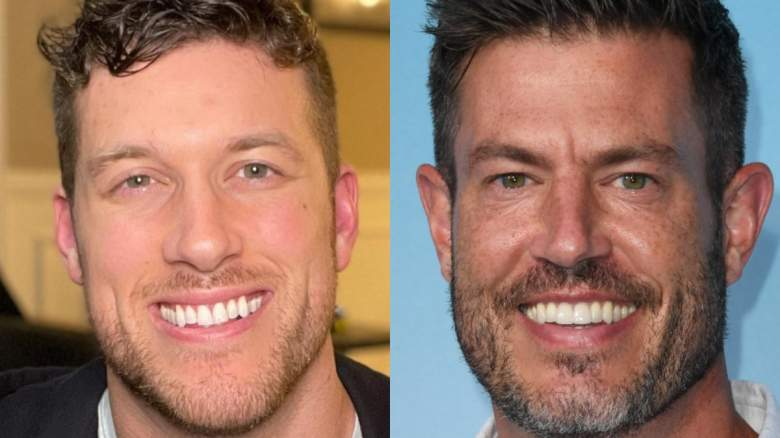 'Bachelor' Host Jesse Palmer Poses With ABC's New Leading Man: PHOTO